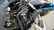 Polaris Exhaust pipes
