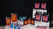 Klotz Race fuel, Oils and lubricants